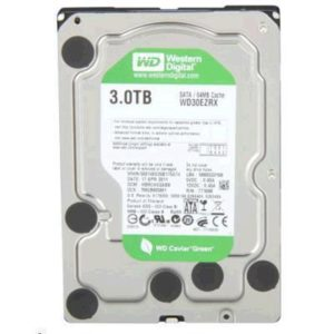 WD 3TB Green IntelliPower 64MB Cache