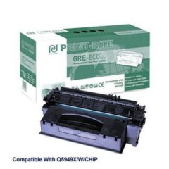 Print-Rite Remanufactured Toner HP 49X